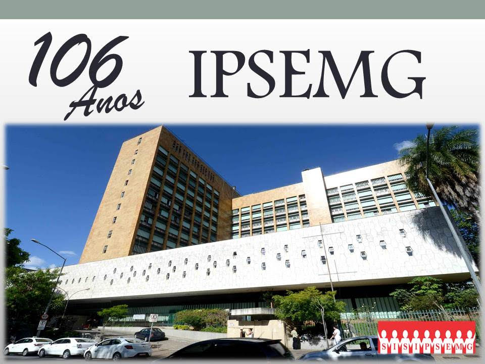 Cartão Aniversário IPSEMG