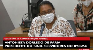 Foto: Divulgação ALMG